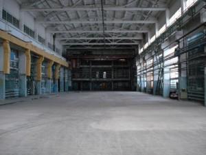вентиляция в промышленном помещении