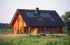 воздушный солнечный коллектор для дачи