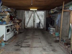 влажность в гараже
