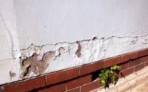 отсыревание стен частного дома из-за повышенной влажности