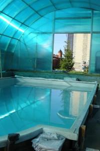 проветривание бассейна