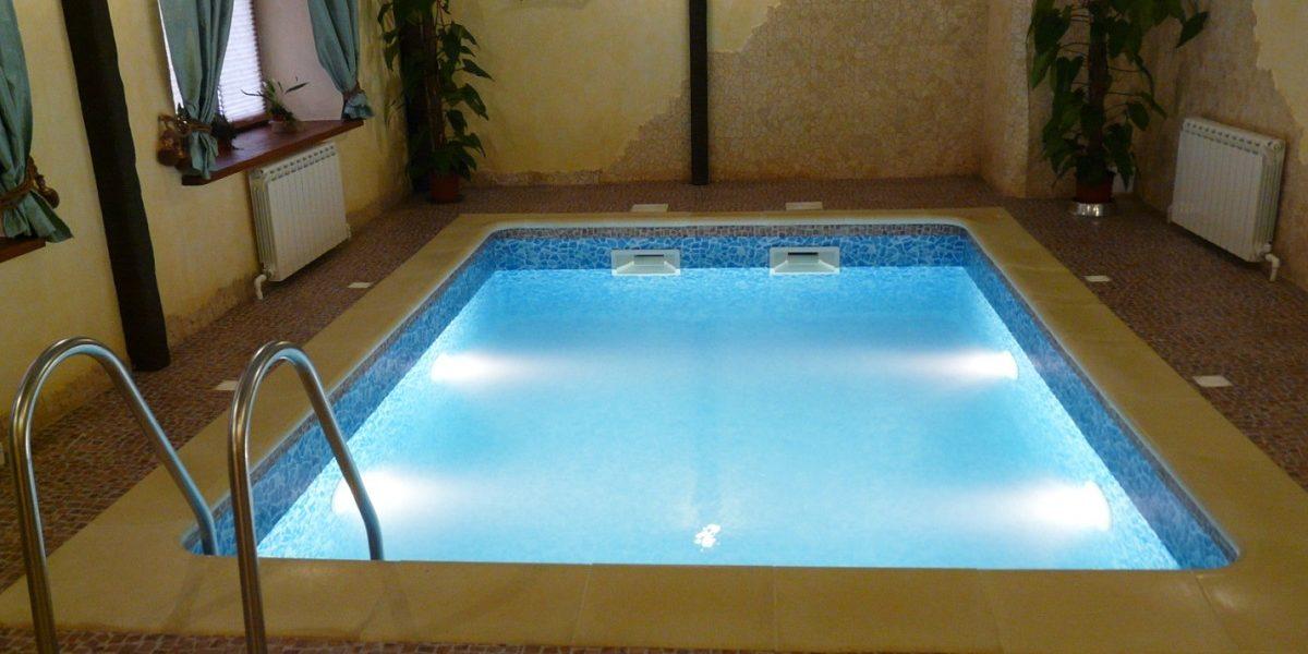 отопление в бассейне