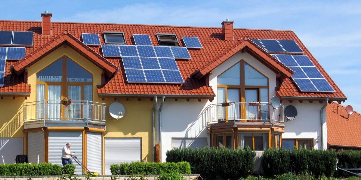 Воздушный солнечный коллектор для гостевых домов