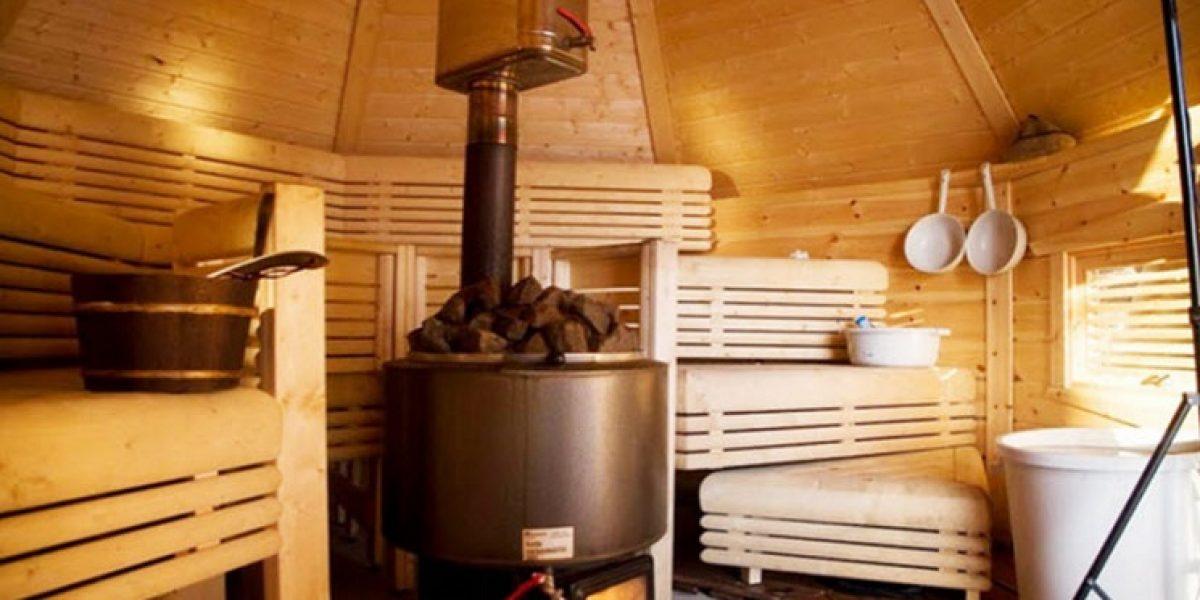 отопление сауна