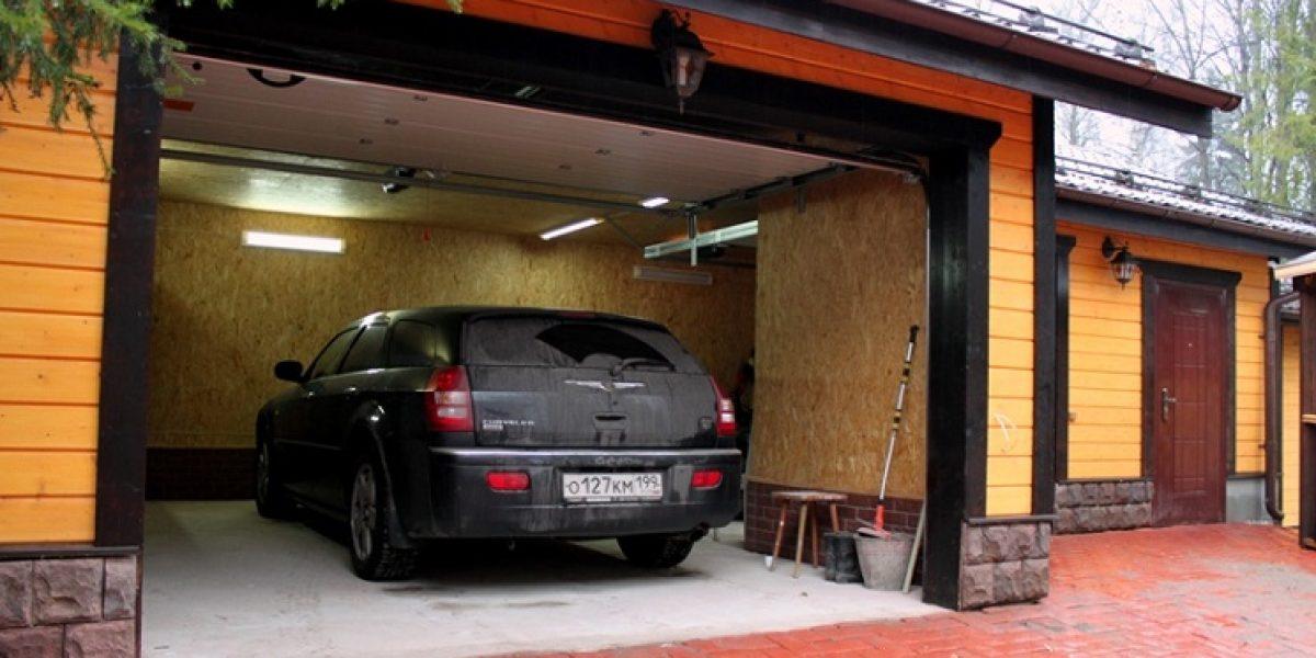 сухой гараж