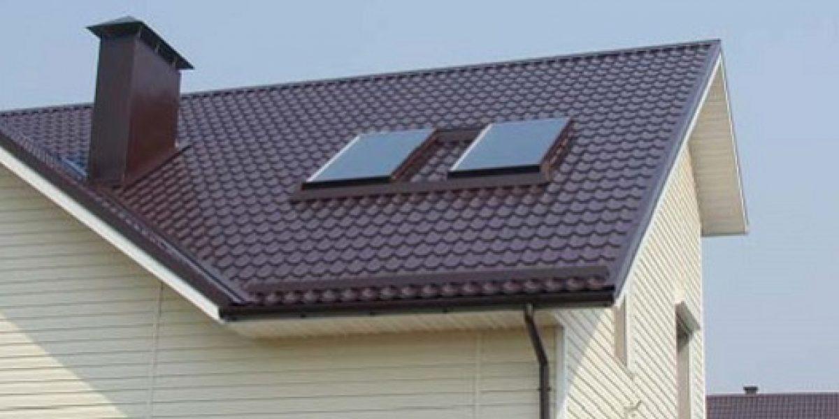 солнечный коллектор воздуха для частного дома