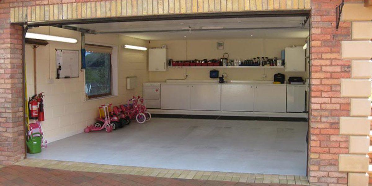 проветрить гараж