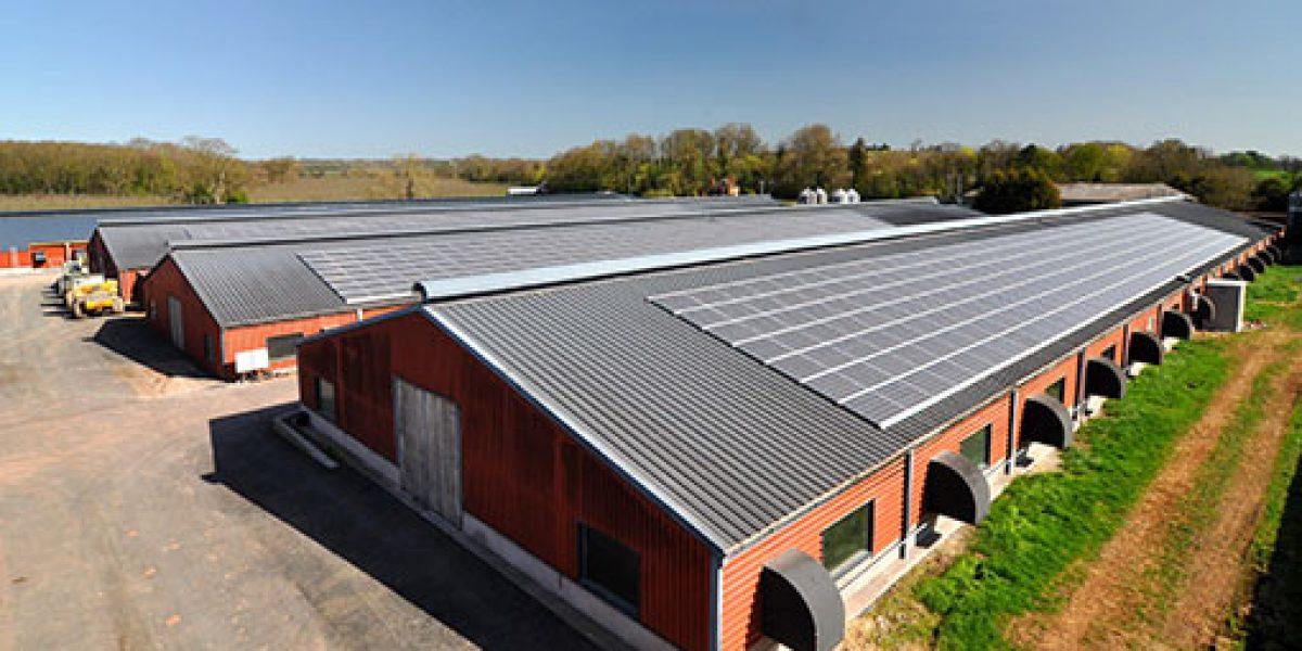 Использование энергии солнца для нужд сельского хозяйства