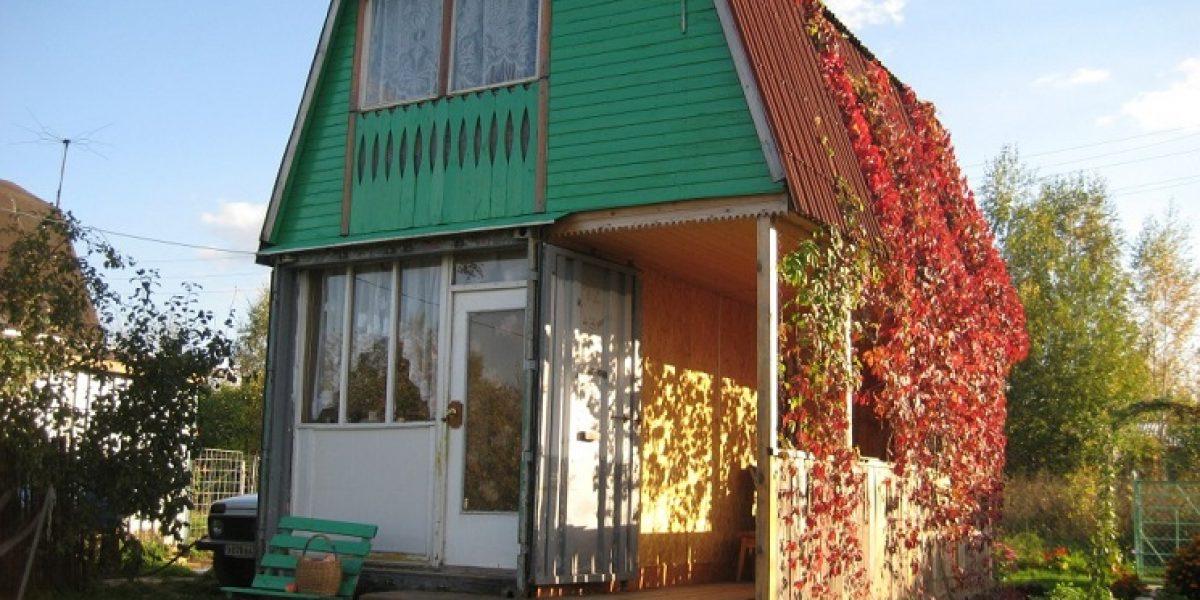 высокая влага и сырость в доме на даче
