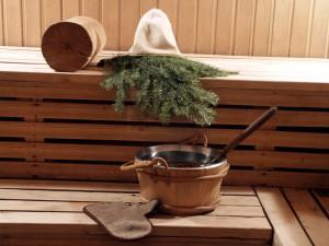 Отопление бани