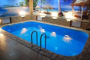 повышенная влажность в бассейне