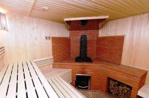 проветривание бани