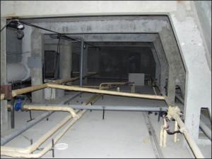 сырость на чердаке многоэтажки