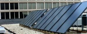 изобретение солнечного коллектора