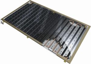 солнечный коллектор плоского типа